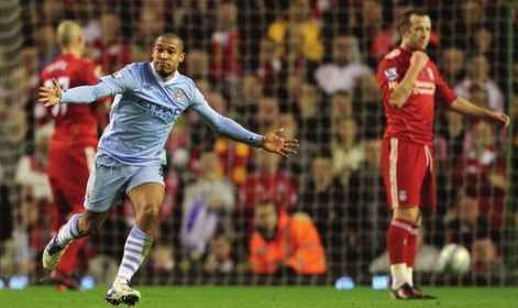 liverpool carling cup away 2011 to 12 dejong goal
