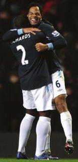 aston villa away 2011 to 12 lescott goal