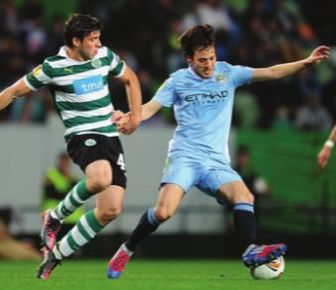 sporting lisbon away 2011 to 12 action