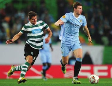 sporting lisbon away 2011 to 12 action6