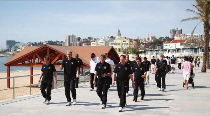 sporting lisbon away 2011 to 12 walk in lisbon