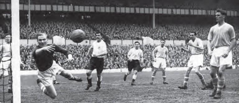 Tottenham Hotspur v Manchester City 1955/56 - City Til I Die