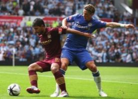 chelsea charity shield 2012 to 13 action