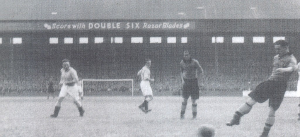 wolves home 1947 to 48 action