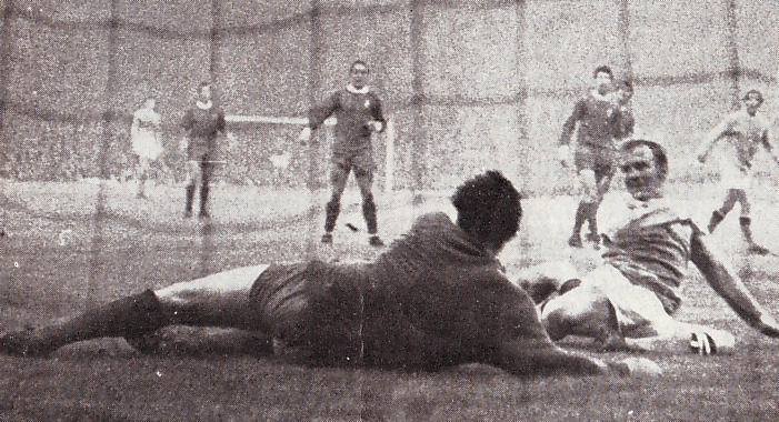liverpool away 1969 to 70 lee goes close