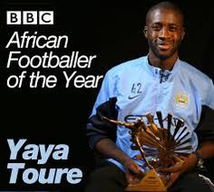 yaya bbc african footballer of the year