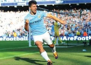man united home 2013 to 14 aguero goal2