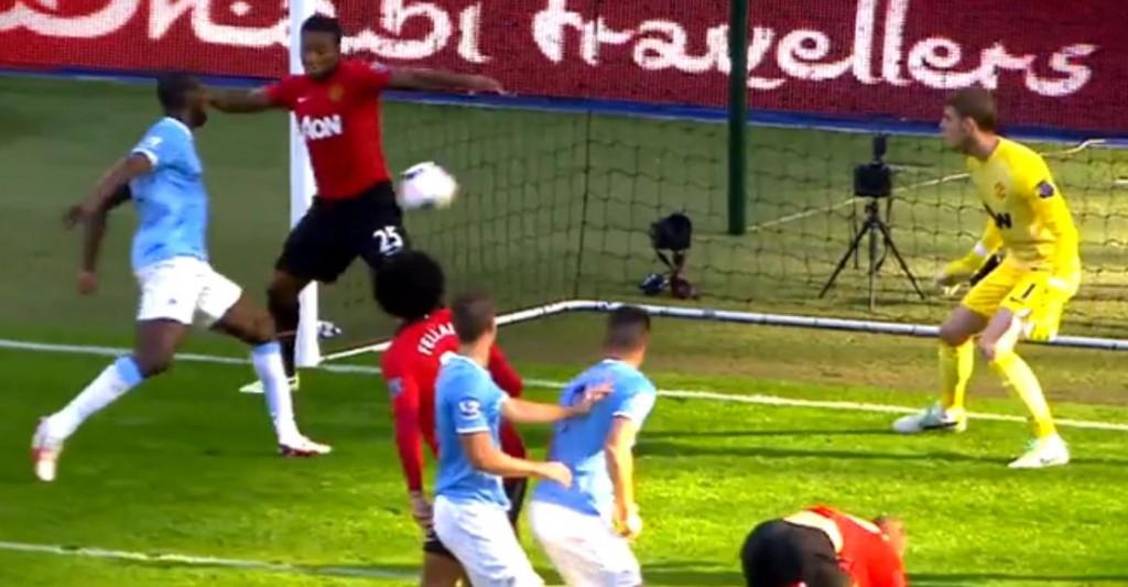 man united home 2013 to 14 yaya goal2