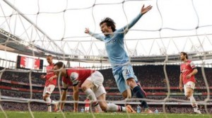 arsenal away 2013 to 14 silva goal2