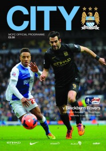 blackburn home fa cup replay 2013 to 14 prog