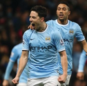 chelsea fa cup 2013 to 14 nasri goal