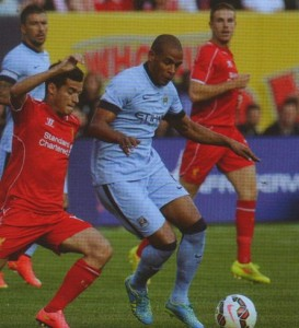 liverpool friendly 2014 to 15 action