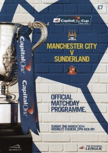 sunderland lg cup final 2013 to 14 prog