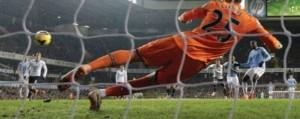 tottenham away 2013 to 14 yaya pen goal