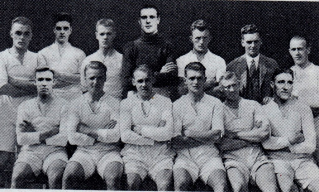 City team group 1929 to 30