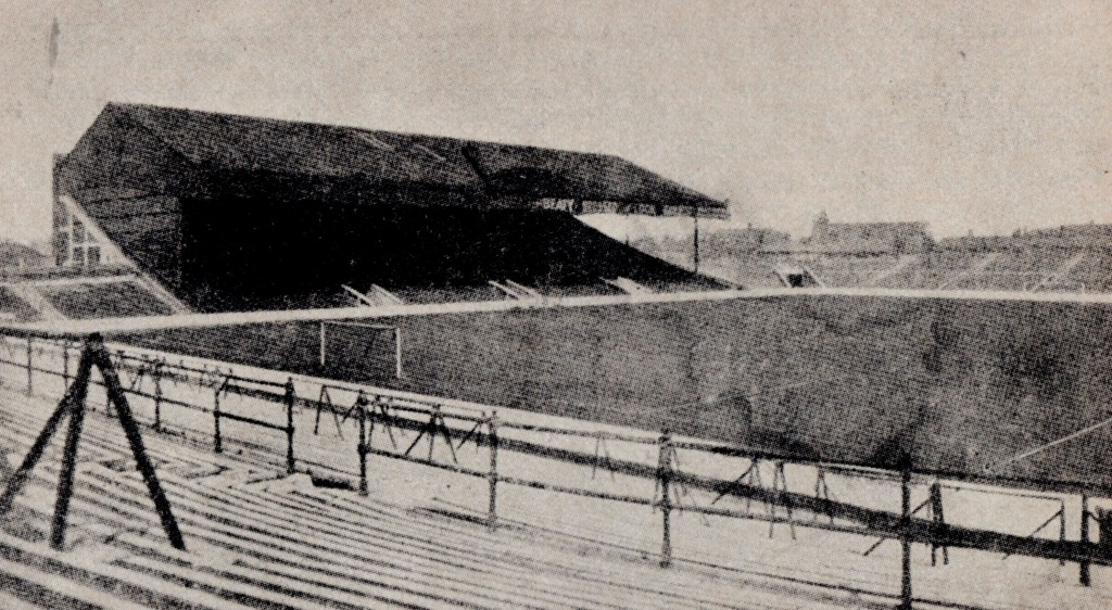 1923 to 24 maine rd on openinhg day