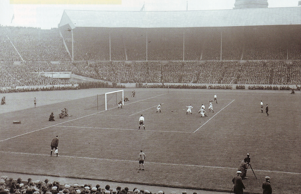 fa cup final 1925 to 26 action