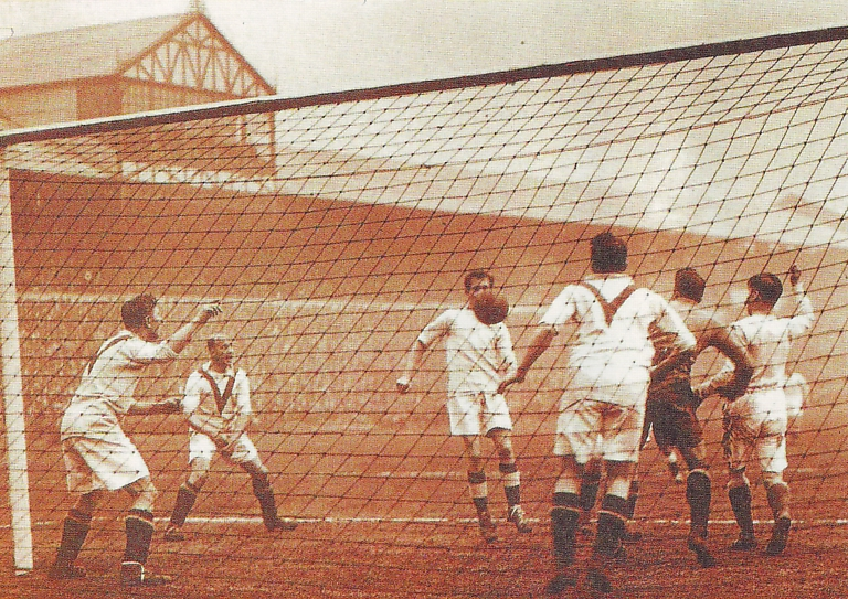 man utd fa cup semi 1925 to 26 browell 1st city goal