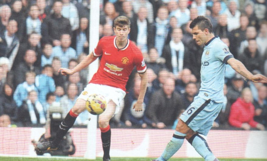 manchester united home 2014 to 15 aguero goal2