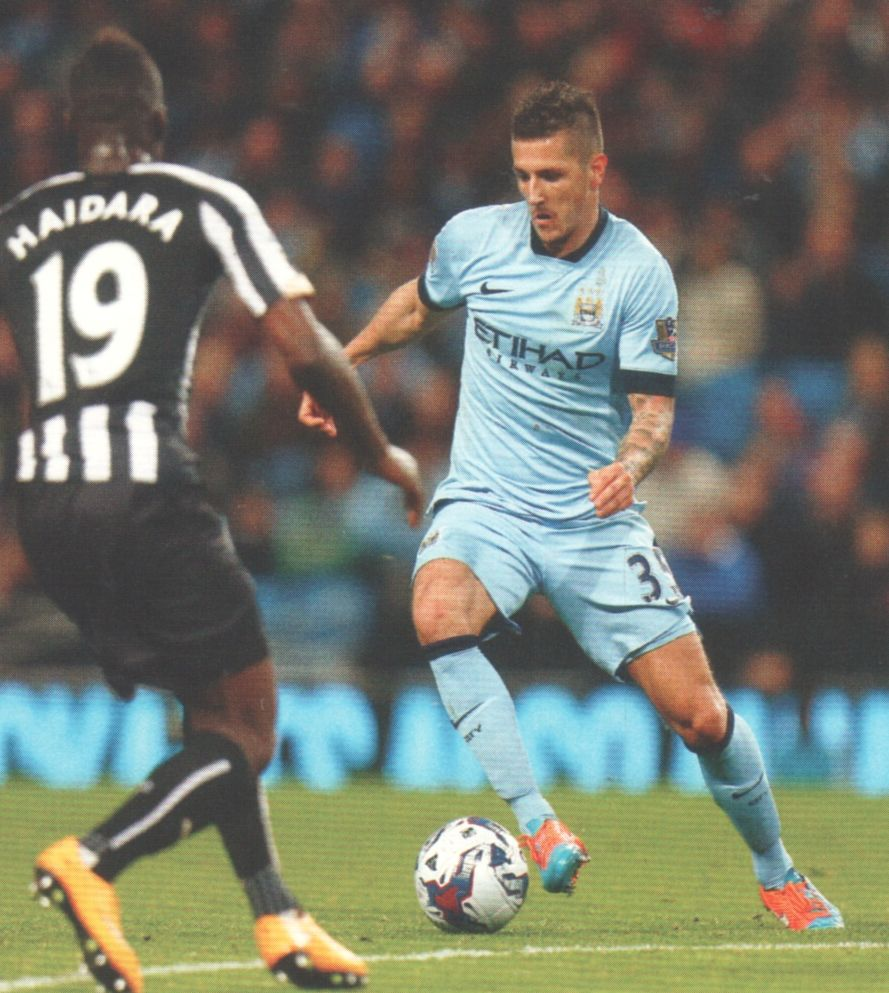 newcastle capital one cup 2014 to 15 action