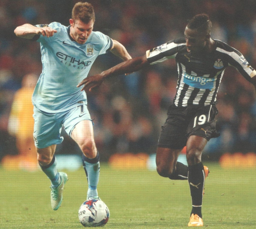 newcastle capital one cup 2014 to 15 action2