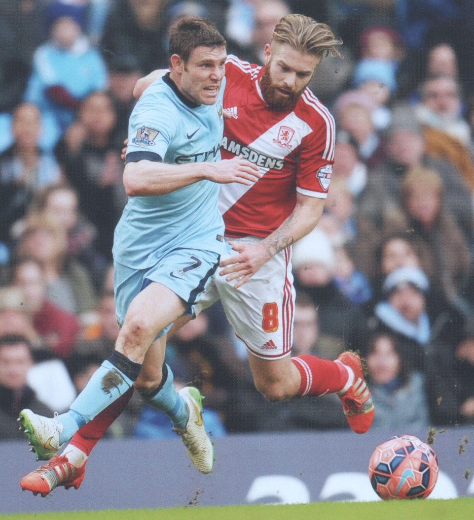 middlesbrough fa cup 2014 to 15 action