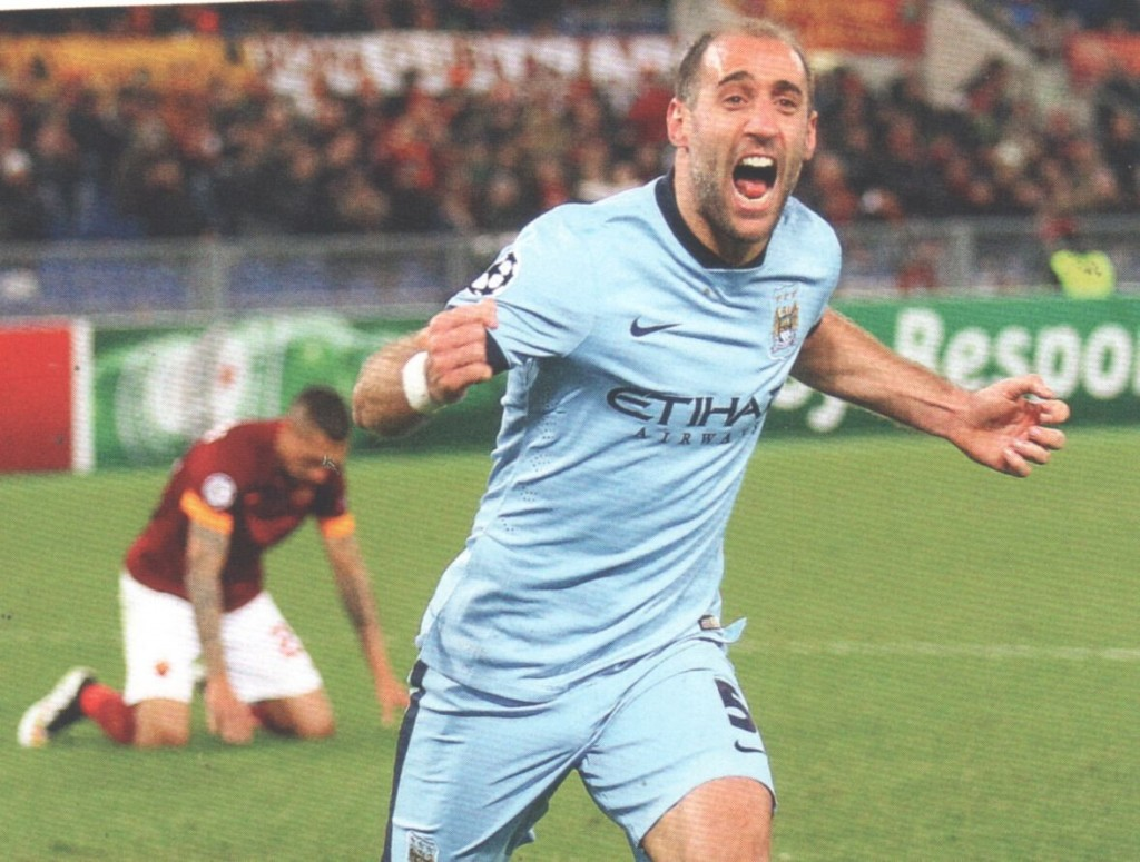roma away 2014 to 15 zabs goal