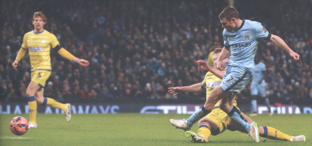 sheff weds fa cup 2014 to 15 1st milner goal