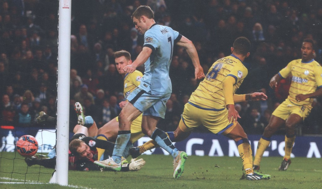 sheff weds fa cup 2014 to 15 2nd milner goal