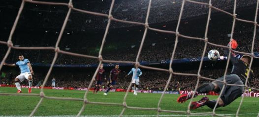 barcelona away 2014 to 15 penalty save