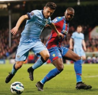 crystal palace away 2014 to 15 action