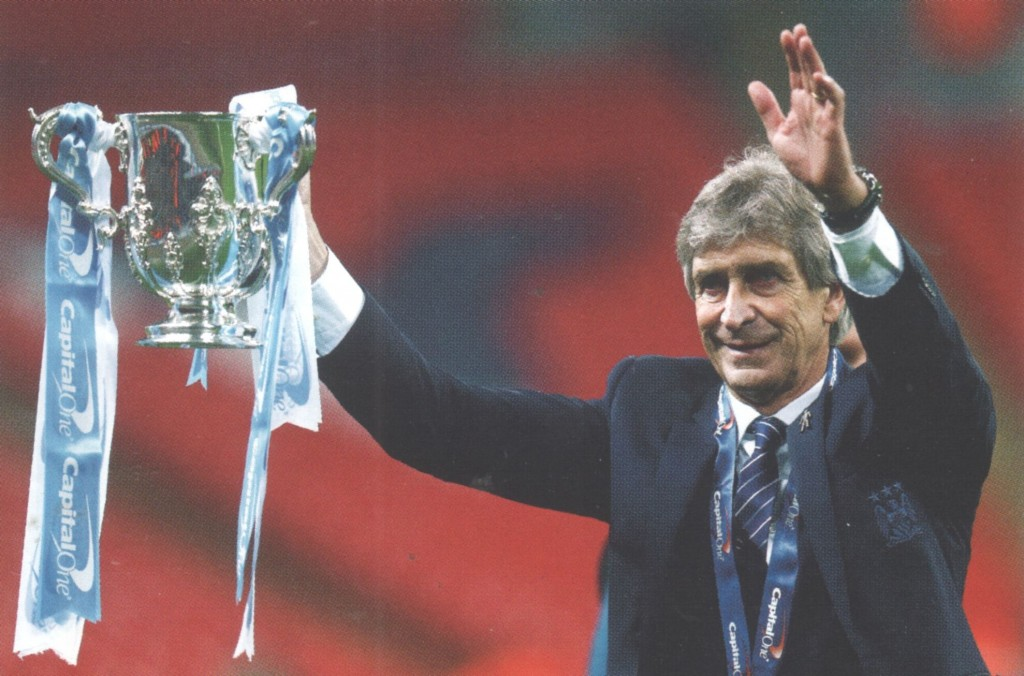 liverpool capital one cup final 2015 to 16 pellegrini with cup
