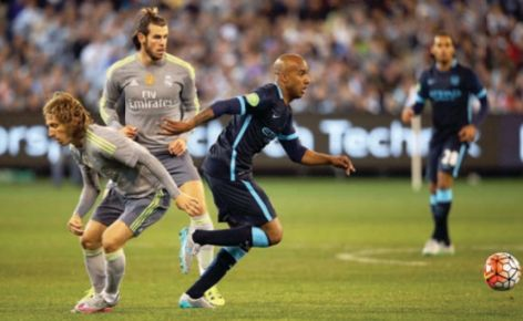 real madrid friendly 2015 to 16 action