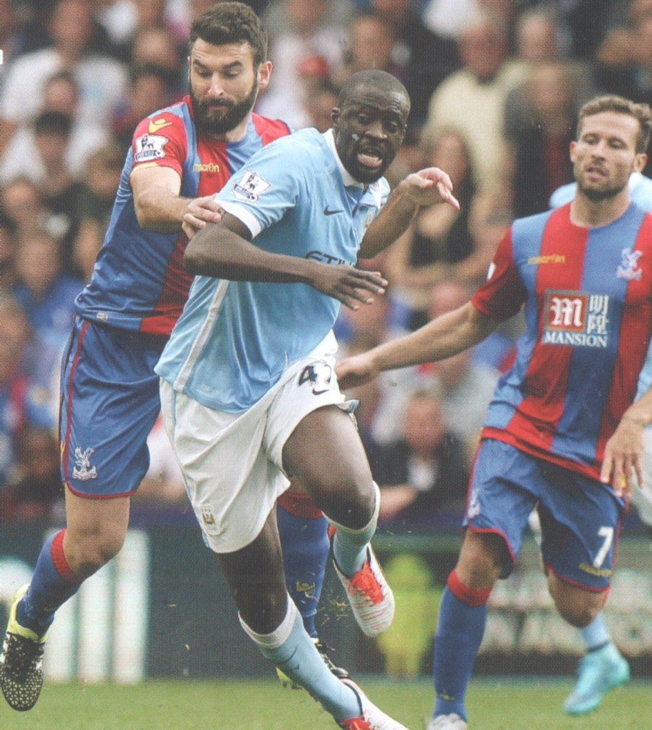 crystal palace away 2015 to 16 action