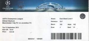 juventus home 2015 to 16 ticket