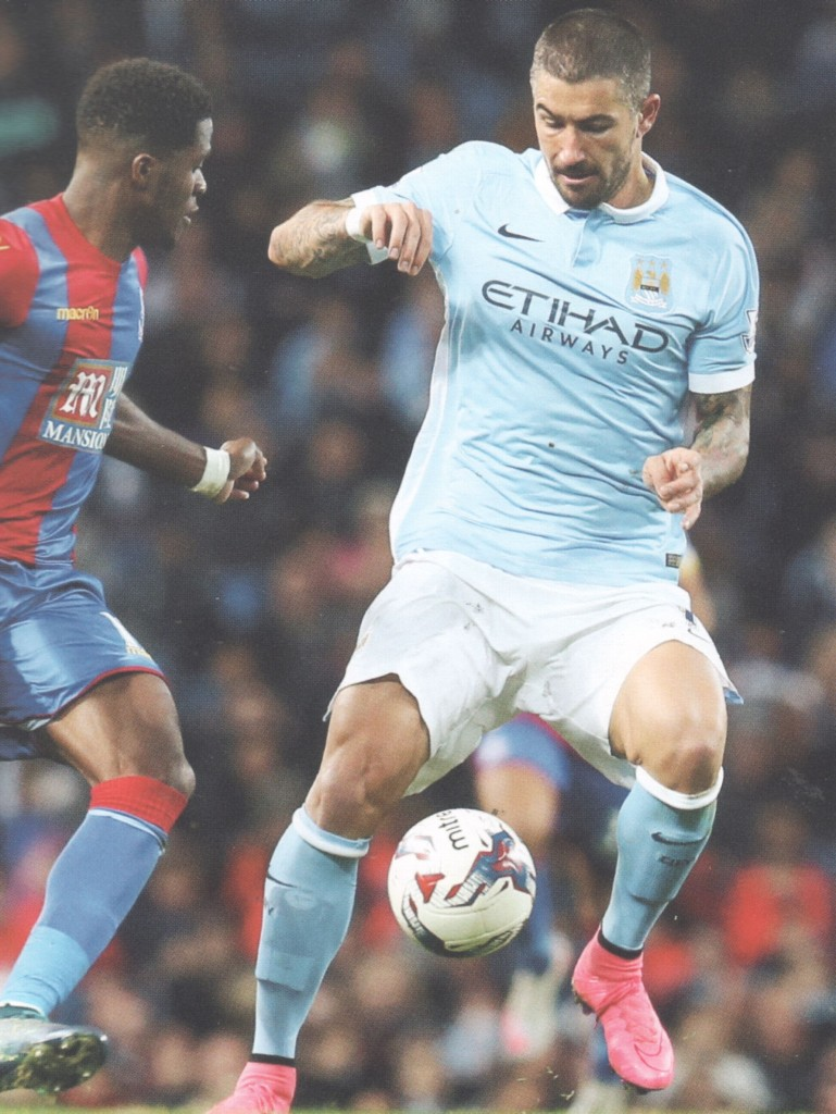crystal palace capital one cup 2015 to 16 action