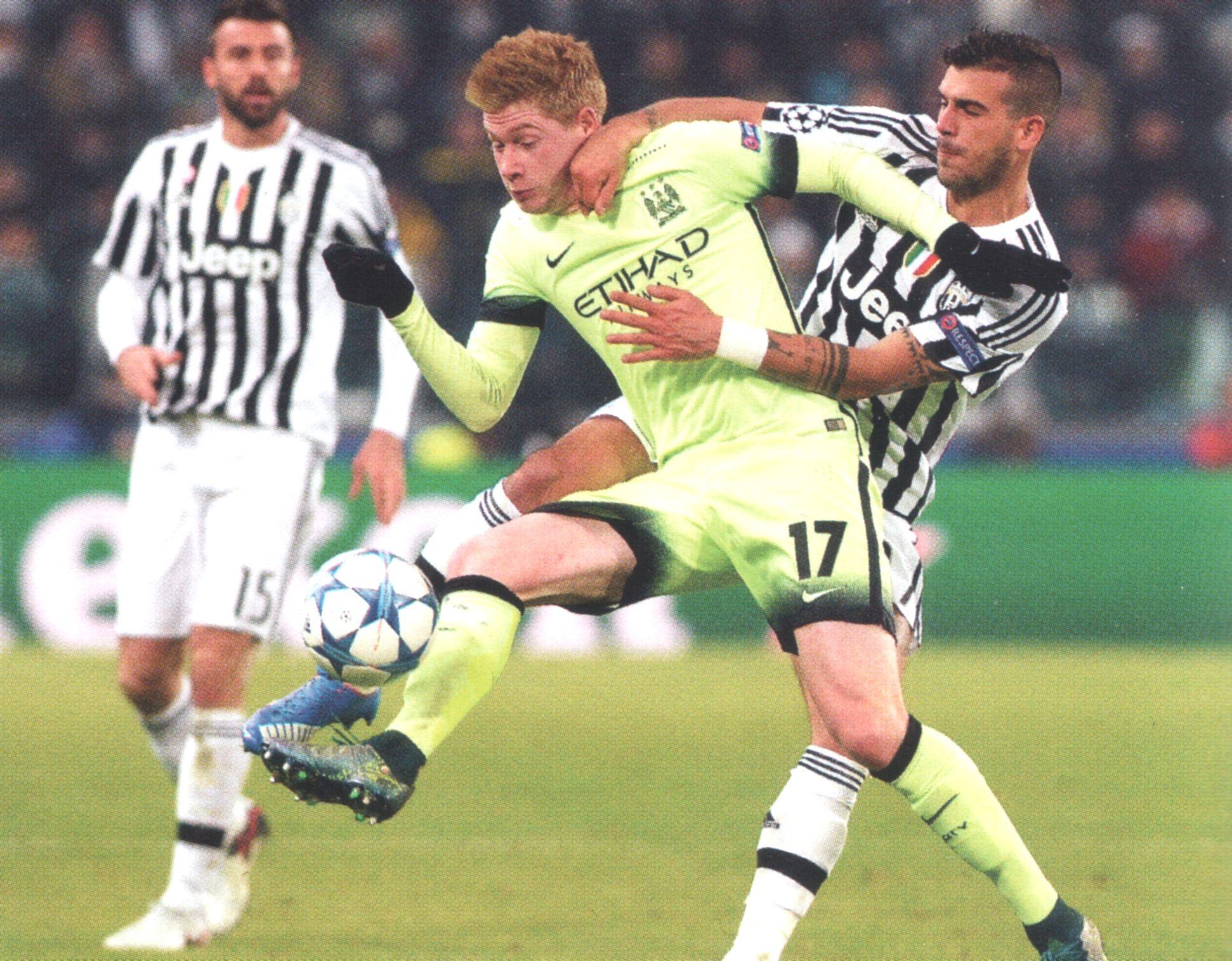 Juventus V Manchester City Uefa Champions League Group D Matchday 5 2015 16 City Til I Die