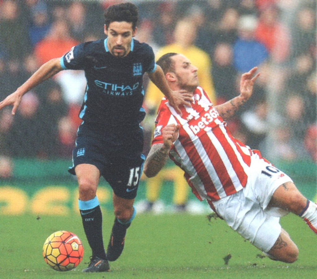 stoke away 2015 to 16 action