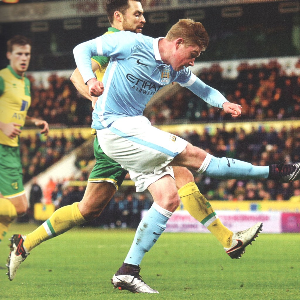 norwich away 2015 to 16 kdb goal