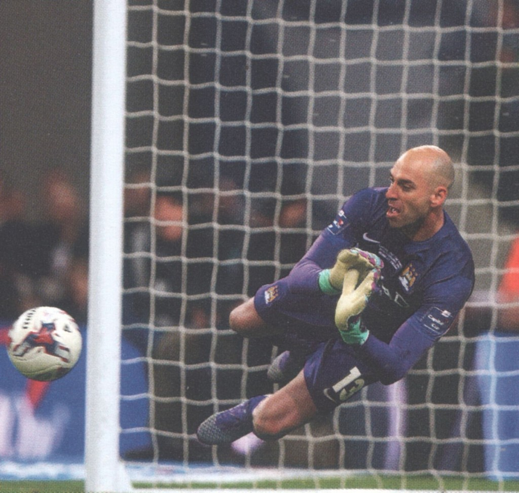 liverpool capital one cup final 2015 to 16 cabellero save 2