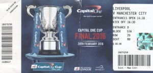 liverpool capital one cup final 2015 to 16 ticket