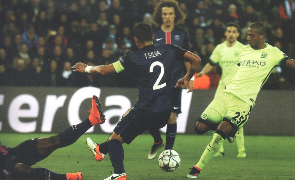 psg away 2015 to 16 fernandinho goal