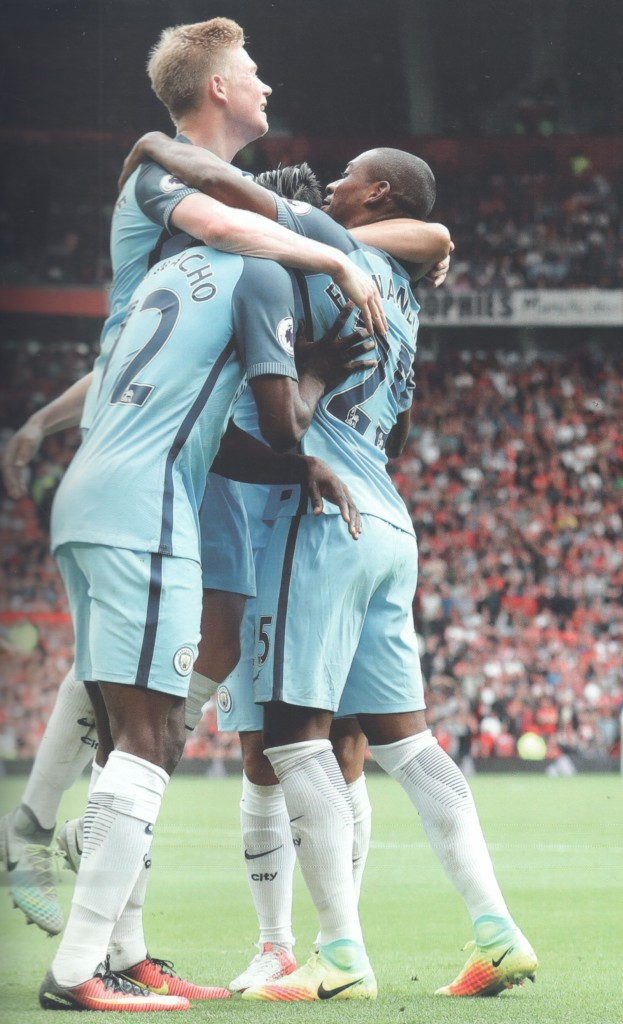 manchester united away 2016 to 17 iheanacho goal