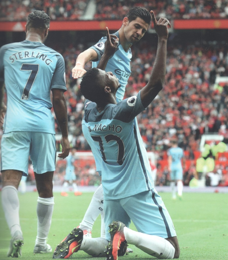 manchester united away 2016 to 17 iheanacho goal3