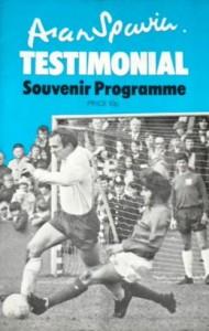 preston Alan Spavin testimonial 1971 to 72 prog