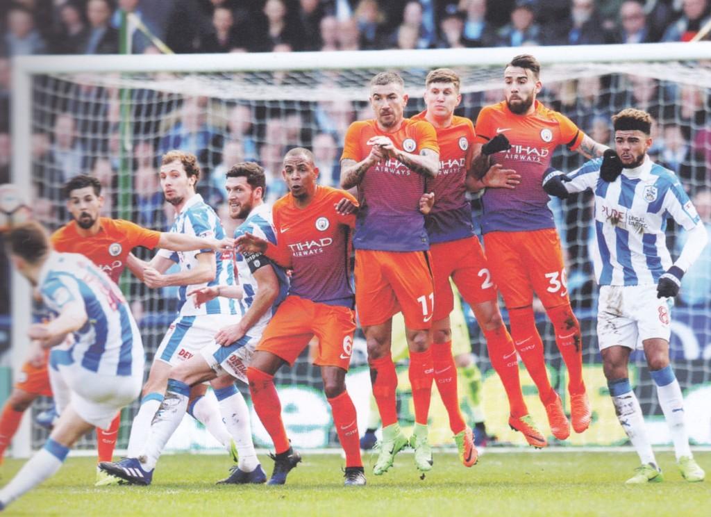 huddersfield away 2016 to 17