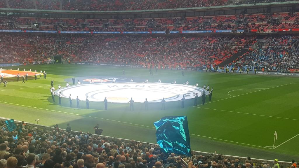 Arsenal FA Cup semi 2016 to 17 prematch2