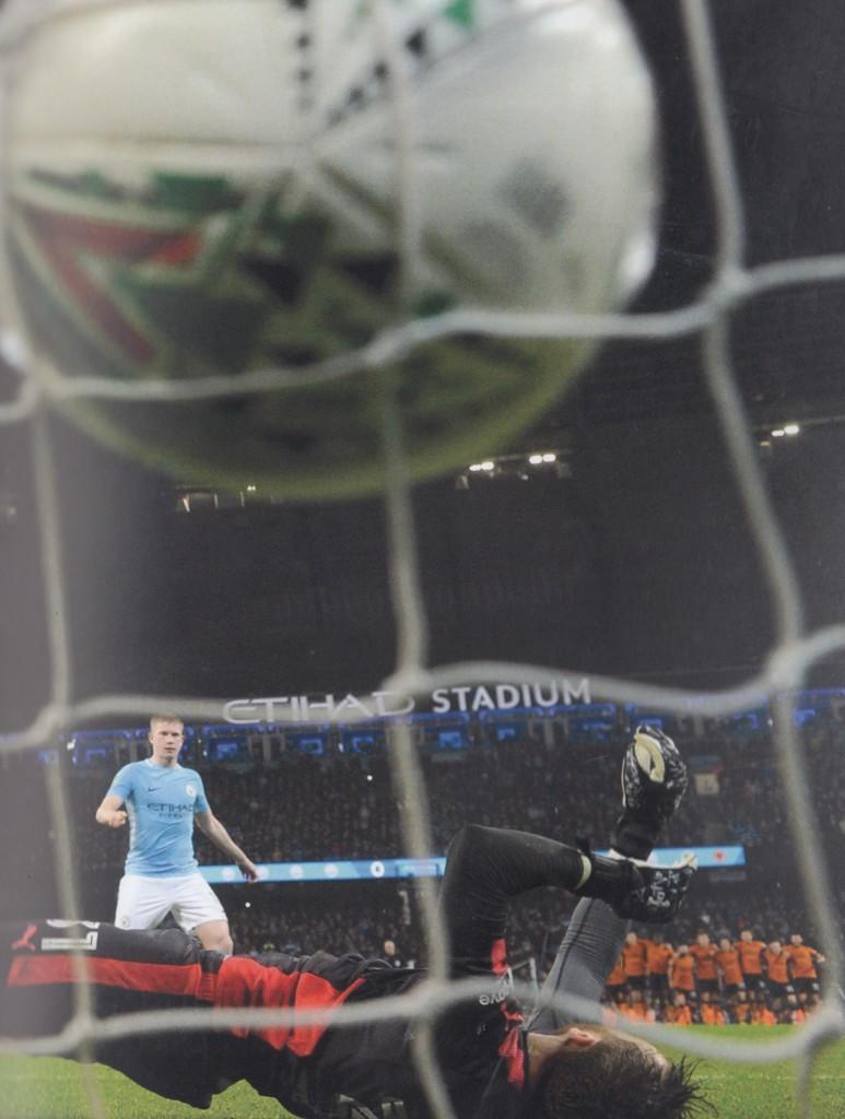 Wolves league cup 2017 to 18 pen
