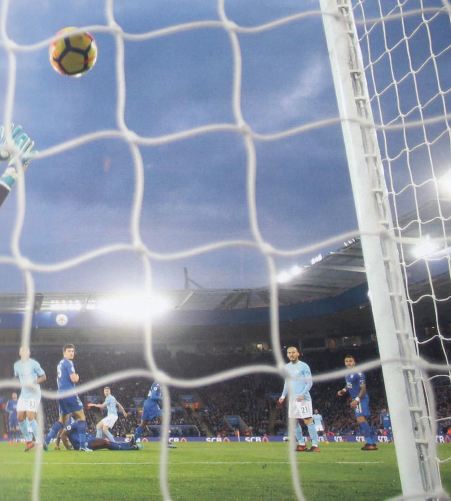 leicester away 2017 to 18 de bruyne goal