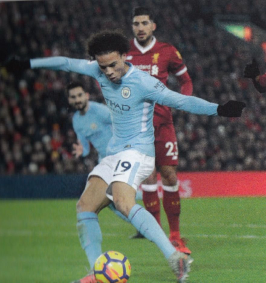 liverpool away 2017 to 18 sane goal2